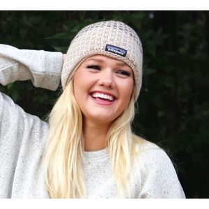 EUC Patagonia Wool Blend Beatrice Beanie Hat